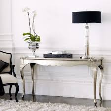 black hallway table. Best Hallway Furniture Ideas : Adorable Modern Classic Living Room Decor With Vintage Armchair Feat Black Table Lamp Shade On Silver