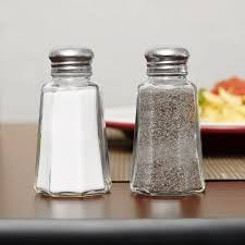 salt and pepper shakers. Mushroom Top Salt And Pepper Shaker - 4/Pack Shakers A