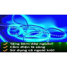 Nơi bán Đèn LED dây 5050 10m ống nhựa 220v tặng kèm 1 dây nguồn tốt giá rẻ  105.000₫