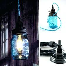 mason jar pendant light kit lamps for lights fixture