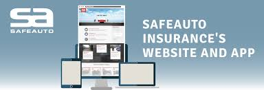 safeauto insurance s website and app