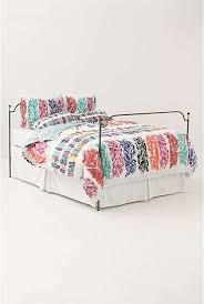 tropical leafy bedspreads leaf print