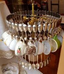 vintage kitchen lighting fixtures. 21 Unique Lighting Design Ideas Recycling Tableware And Kitchen Utensils Into Fixtures Vintage O