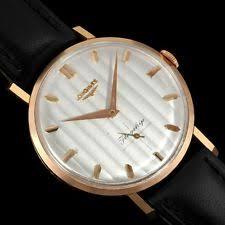 longines flagship wristwatches 1963 longines flagship mens vintage watch extra large 18k rose gold