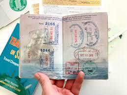 Us Passport Design How U S Passports Will Change In The New Year