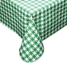vinyl tablecloth round 70 tablecloths flannel backed 60