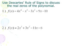 form a polynomial whose real zeros and degree are given academy algebra ii trig 5 5 the real zeros of a polynomial