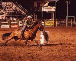 barrel racing 2 rodeo photos country