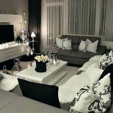 grey living room decor black white and grey living room simple design grey and black living