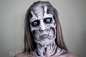 self taught makeup artist transforms herself into creepy monsters and game characters bored panda