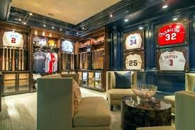 Man Cave Ideas For Small Basements Ultimate Man Cave With Projection