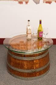 furniture made from wine barrels. Furniture Made From Wine Barrels Oak Barrel Coffee Table End With Kitchen Bench I