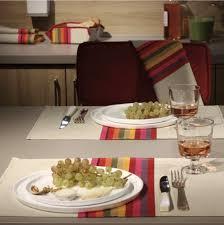 Table Kitchen Linen Linge De Table Et Cuisine Maison Basque