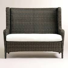 30 amazing wicker chairs concept design of bed bath and beyond rocking chair cushions