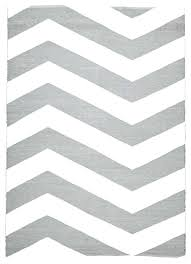 target chevron rug black and white
