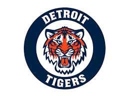 Detroit Tigers Circle Logo transparent PNG - StickPNG