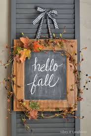 fall front door decorations10 Fall Decor Ideas for your Front Door  embellishology