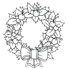 Wreath Coloring Pages Advent Wreath Coloring Advent Wreath Coloring