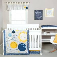 space nursery bedding outer themed crib eric set