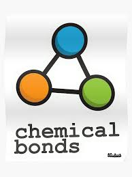 Chemical Bonds Chemical Bond Poster
