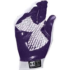 under armour football gloves. under armour men\u0027s f4 football gloves - view number 2