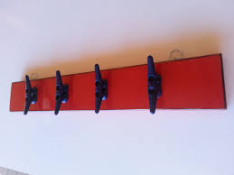 Nursery Coat Rack Coat Rack Nautical Nursery Decor Boat Cleat Wall Rack 19