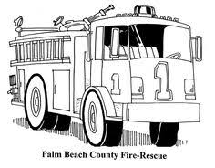 Small Picture clip art black and white Firetruck Clipart Image Black And White