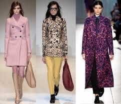 Мода сезоны осень зима весна лето Модные пальто сезона Осень Зима 2016