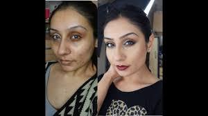 acne scaring rosacea foundation routine indian olive skin tone raji osahn