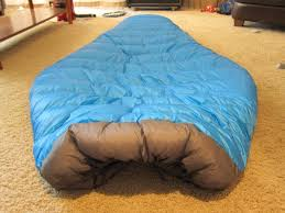Sea to Summit Ultralight: Custom Quilt with No Cold Spots! & Sea to Summit Ultralight Adamdwight.com