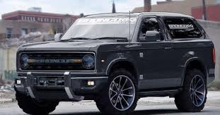 2018 ford ranger interior.  ranger 2017 ford bronco specs redesign price interior powertrain ford  bronco intended 2018 ranger interior