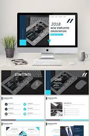 Employee Training Powerpoint Creative Simple And Fashionable New Employee Induction Training Ppt