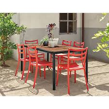 sabrina indoor outdoor chair modern outdoor dining chairs benches modern outdoor furniture