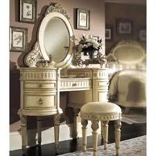 Makeup Vanity Furniture Delightful Overwhelming Vanity Sets Lights ...