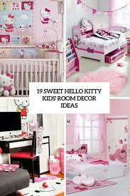 hello kitty kids furniture. 19 sweet hello kitty kidsu0027 room dcor ideas kids furniture