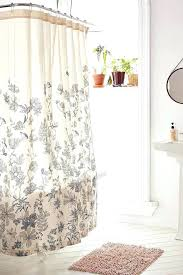 purple flower shower curtain gardensneorg