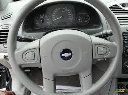 2005 Chevrolet Malibu Maxx LS Wagon Gray Steering Wheel Photo ...