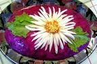 Салат шуба с фото с сельдью украшение