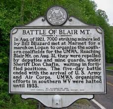 Image result for newserbattle of blair mountain
