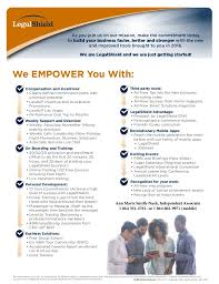 Incentive Flyer We Empower Flyer
