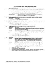 awesome collection of how to make an outline for an essay example  gallery of awesome collection of how to make an outline for an essay example perfect how to write an essay outline visual analysis essay outline png
