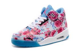 jordan shoes for girls pink and white. 2015 air jordan 3 gs school season pink blue white shoes-2 shoes for girls and