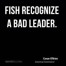 Bad Leadership Quotes Classy Conan O'Brien Quotes QuoteHD