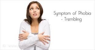 Image result for symptoms of phobias