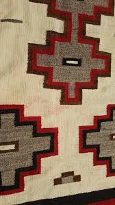 Navajo Blanket Designs Navajo Rug With A Blanket Design