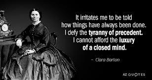 Clara Barton Quotes Amazing TOP 48 QUOTES BY CLARA BARTON AZ Quotes