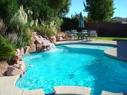 ... Exterior Design, Pool Waterfalls More Pool Waterfalls Pool With  Waterfall: Swimming Pool Home Design ...