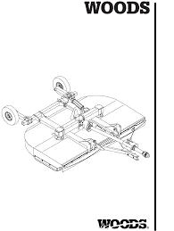 Ara Damage Locator Chart Woods Equipment Ds120 Users Manual Man0390