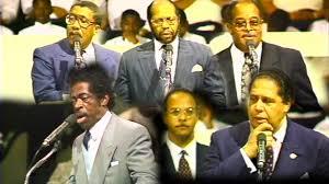 The late Rev. Aric Bernard Flemming funeral - YouTube