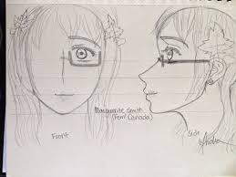 My Marguerite Smith (Fem! Canada) Sketch-Out by Myindiansummer on DeviantArt